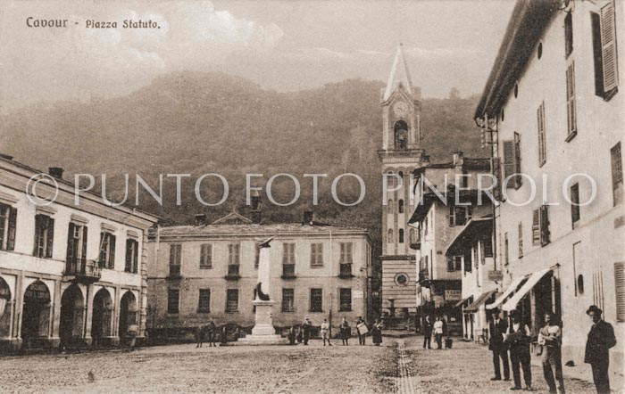 Foto storica Cavour