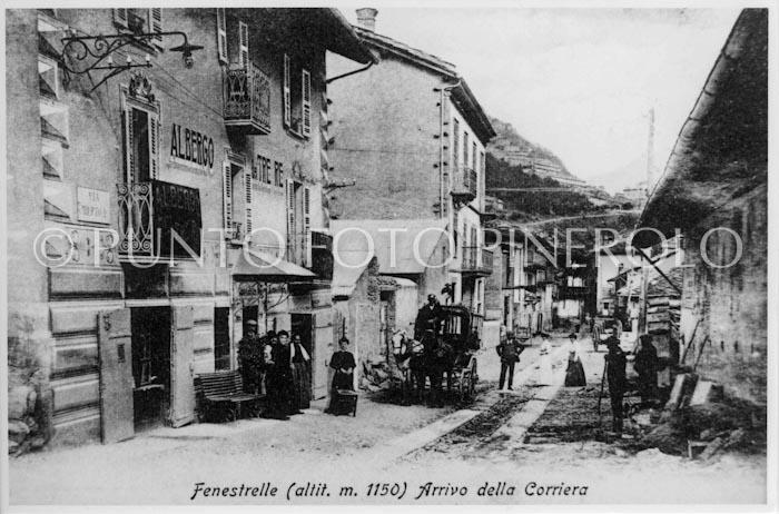 Foto storica Fenestrelle