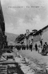 Foto storica Frossasco