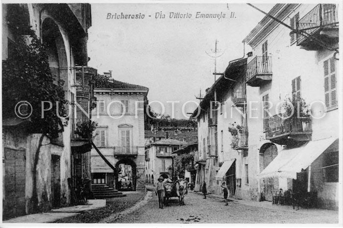 Foto storica Bricherasio
