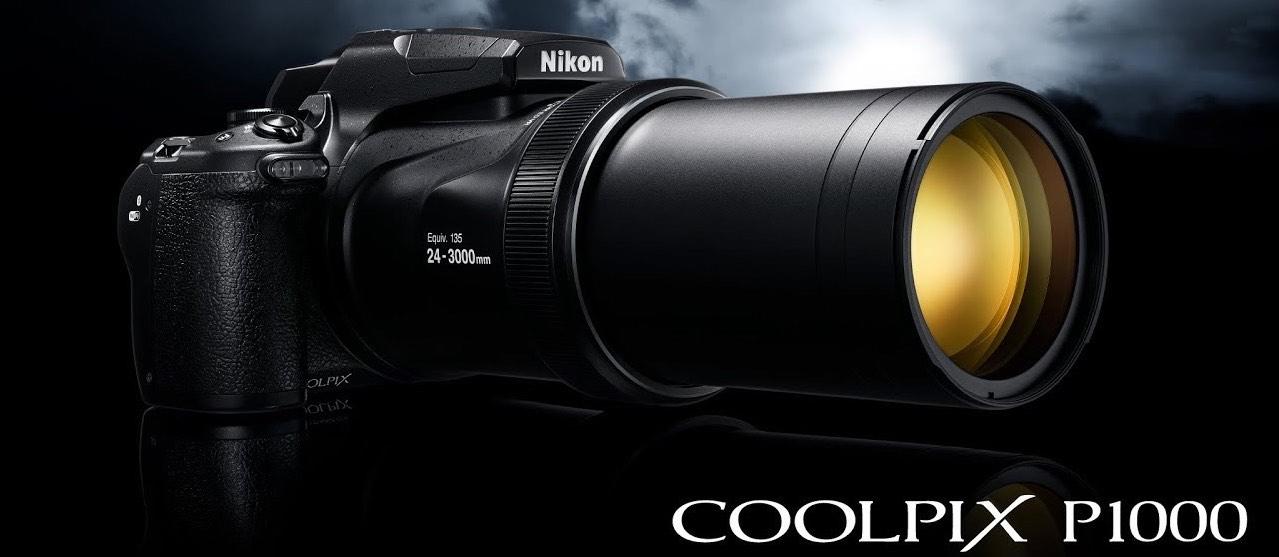 Nuova Nikon p1000
