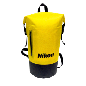 Borsa zaino impermeabile waterproof Nikon