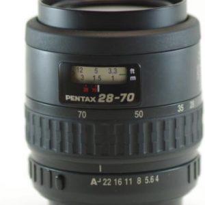 Obiettivo Pentax 28-70mm f4 AL